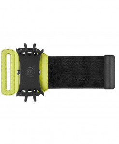 Green Sport Phone Case On Hand Armband