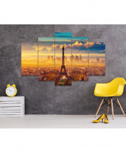 Paris Piece HD Wall Frame SA-72