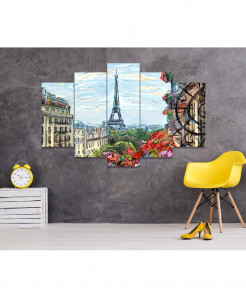 Paris Piece HD Wall Frame SA-71
