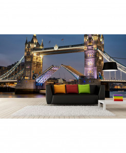 3D London Tower Wallpaper BNS-411