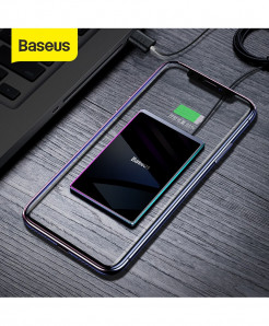 Baseus 15W Ultra thin Portable Wireless Charger