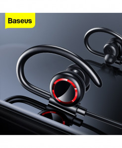 Baseus S17 Bluetooth 5.0 Sport Wireless Earphone with Mic