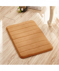 Camel Memory Foam Water Absorption Carpet Rug