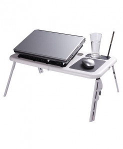 Flexible Portable Laptop Table LD09