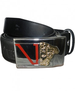 Versace Stylish Leather Belt L01