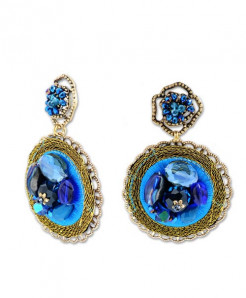 Earrings LE-033