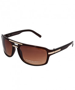 Porsche-Design Aviator Style Sunglasses A002