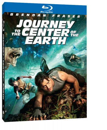 Journey to the Center of the Earth (2008) (3D Blu-Ray Movie)