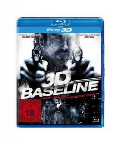 Baseline (2010) (3D Blu-Ray Movie)