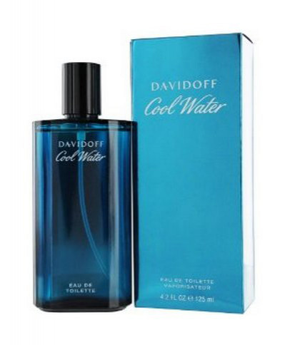 Davidoff Cool Water By Men 125ml Perfume