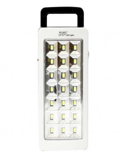 DP LED-7075 LED Rechargeable Emergency Light