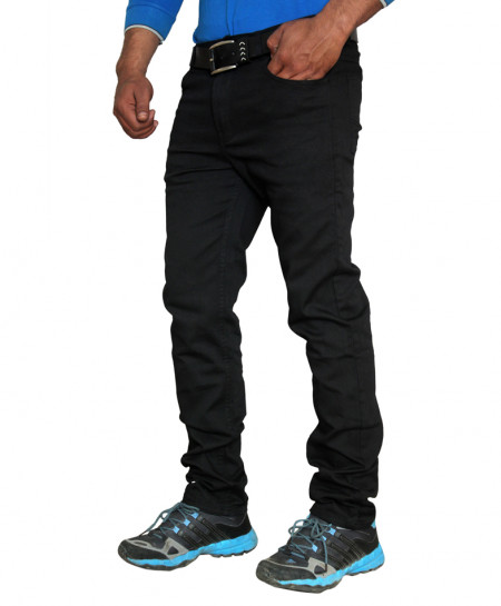 Black Stylish Jeans IJ-204