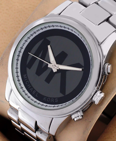 MK Stylish Steel Watch