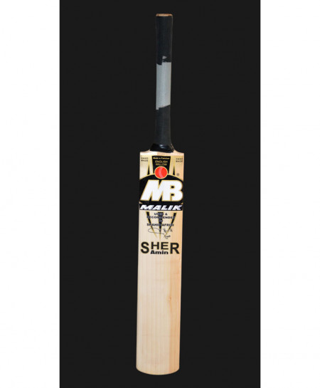 MB Sher Amin Cricket Bat