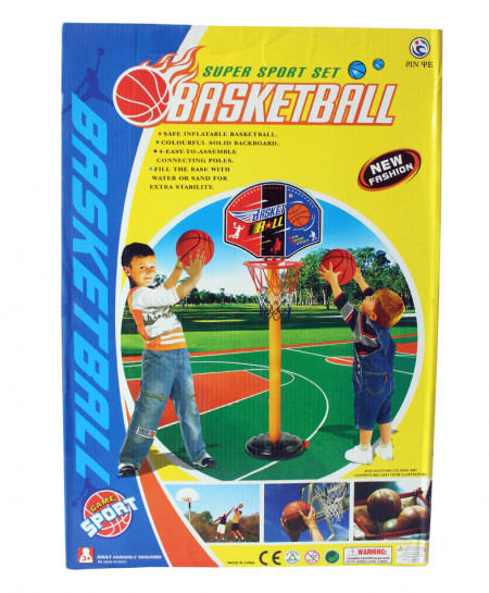 Super Sport Set Basketball