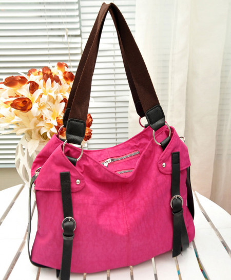 Pink Stylish Ladies Bag HB-10