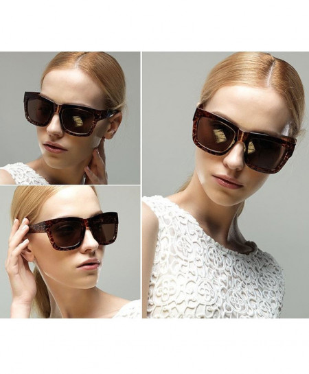 Vintage Brown Ladies Sunglasses