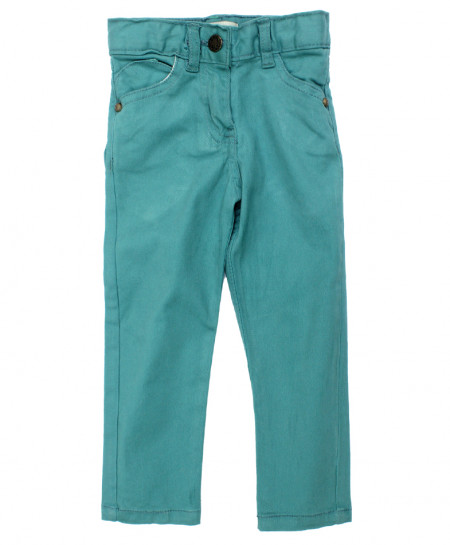 Zara Sea Green Baby Girl Pant