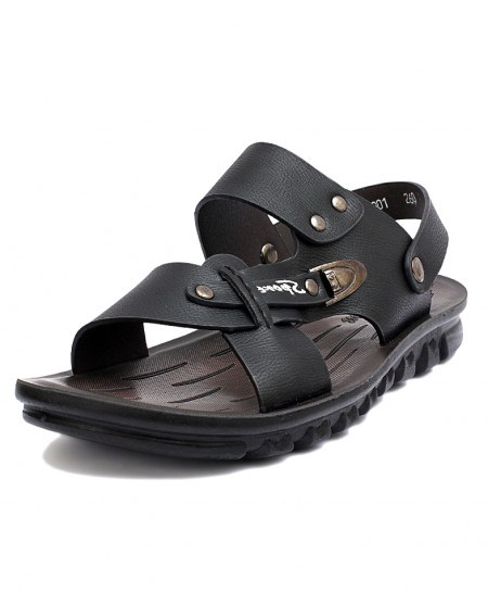 Fashion Black Stylish Sandal DRN-925