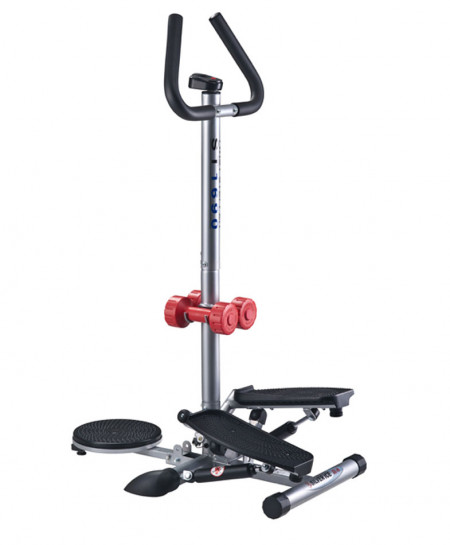 Dumbbells Twister Stepper