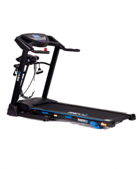 Treadmill Motorized Revo RT-106