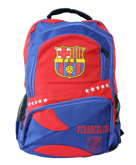 FC Barcelona Blue Red Sports Bag