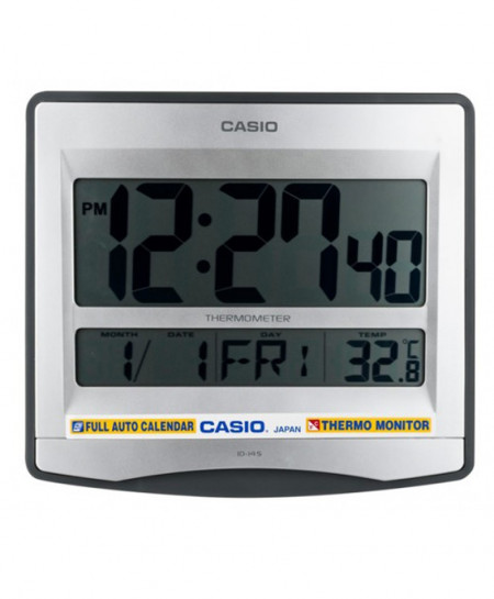 Casio ID-14S-8DF Clock