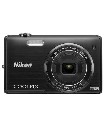 Nikon Coolpix S5200 Digital Camera