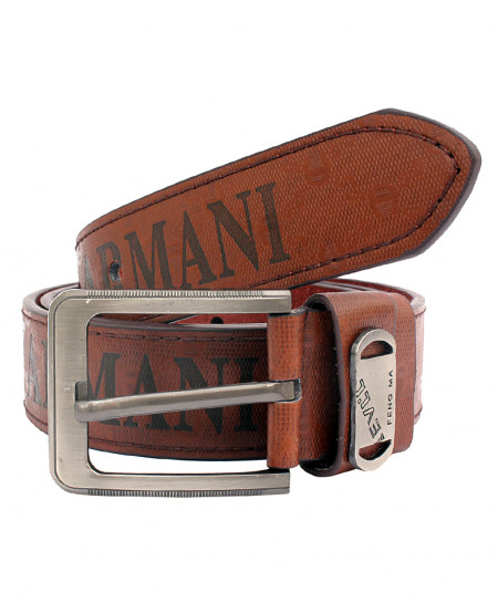 GA Stylish Dark Brown Belt BT-510