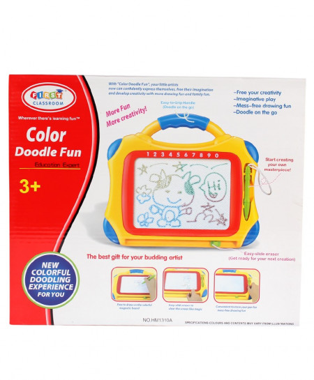 Color Doodle Fun Education Expert No-HM1310A