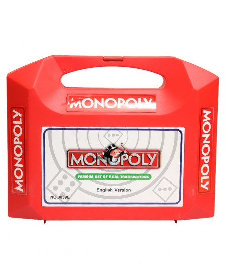 Monopoly Famous Set Of Real Transaction