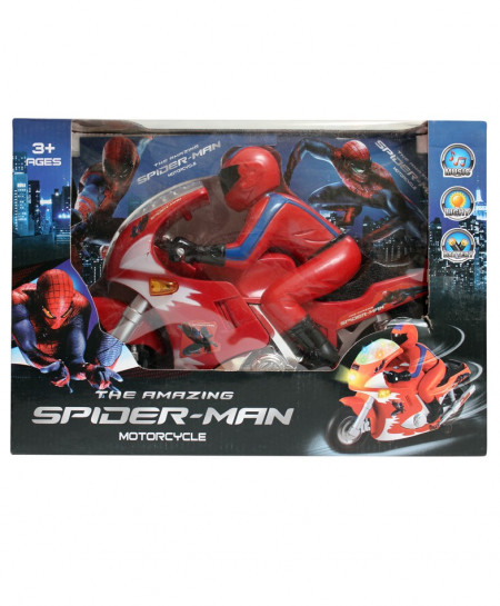The Amazing Spider-Man Motorcycle