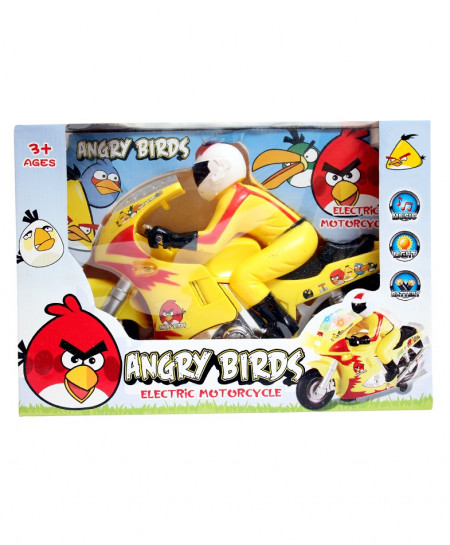 Angry Bird Electric Motorcycle