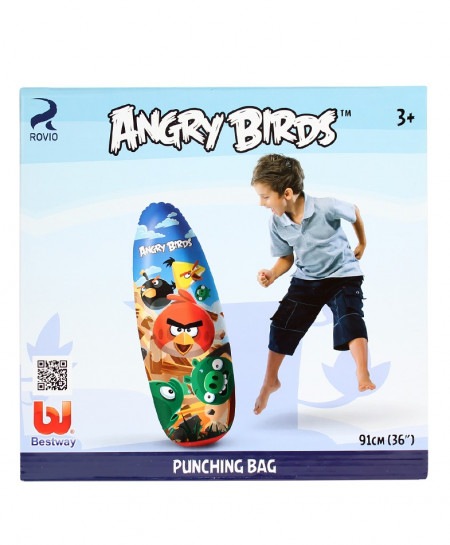 Angry Birds Punching Bag