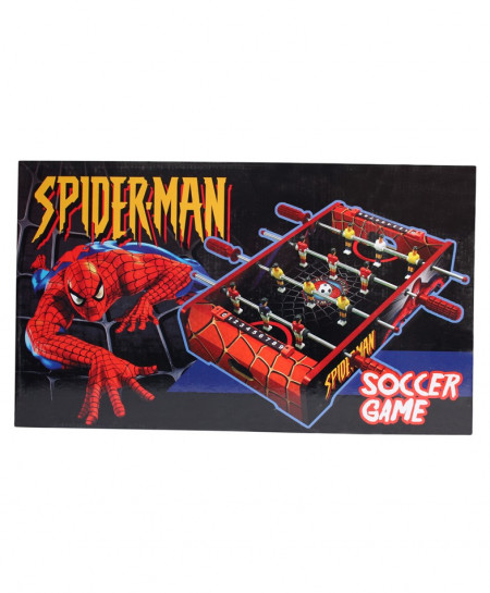 Spider-Man Soccer Game