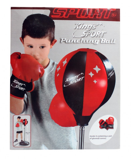 King Sport Punching Ball No-143881-1