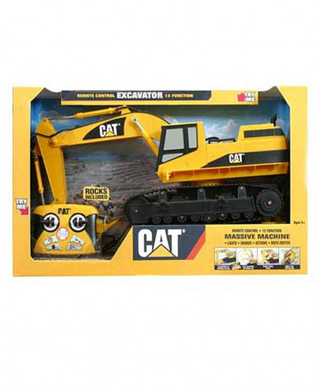 CAT 15 inch Excavator Remote with Light and Sound