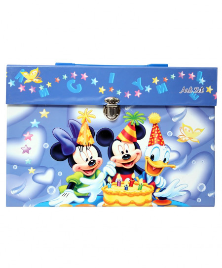 Mickey 68 Piece Art Set