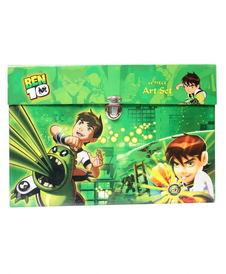 Ben 10 68 Piece Art Set