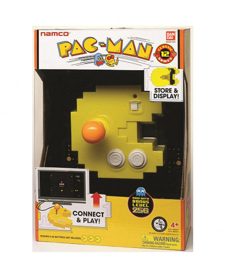 Pacman Classic 12 Game