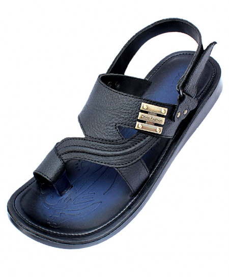 Black Stylish Fashion Sandal CR-5042