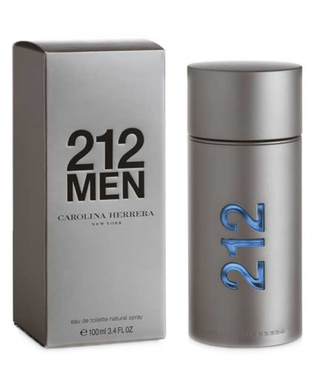 Carolina Herrera 212 Men Simple Perfume