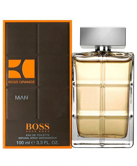 Hugo Boss Orange Man Perfume