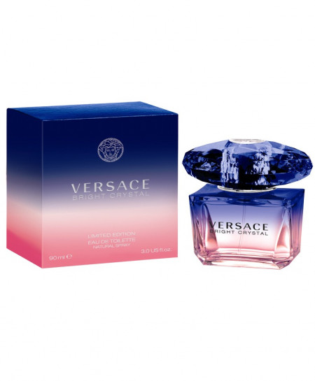 Versace Blue Bright Crystal Perfume
