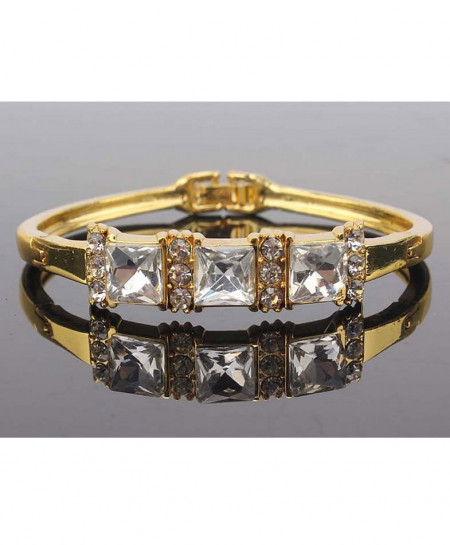Diamond Style Ladies Bracelet AM-063