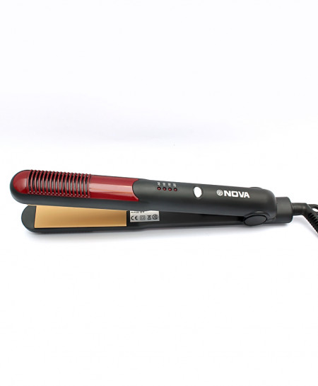Nova Ceramic Hair Straighter NHC-473 CRM