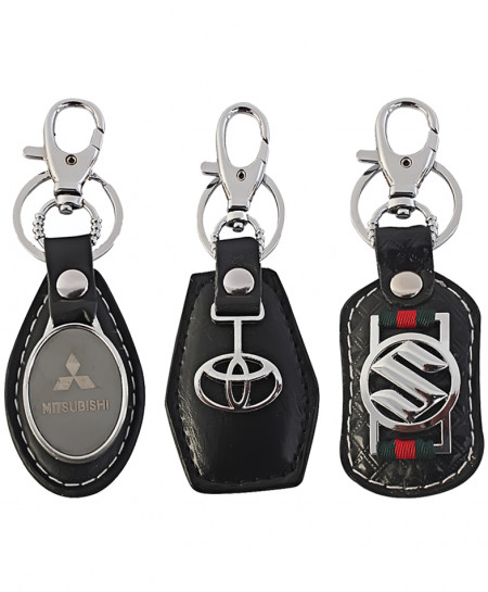 Pack Of 3 Stylish Keychain 112