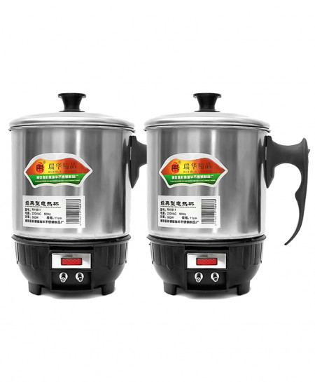 2X Heating Electric Cup