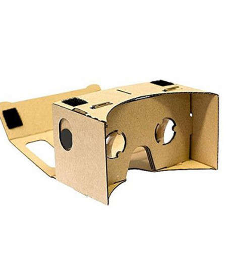 Cardboard Virtual Reality Headset 3D Glasses ZB-24551