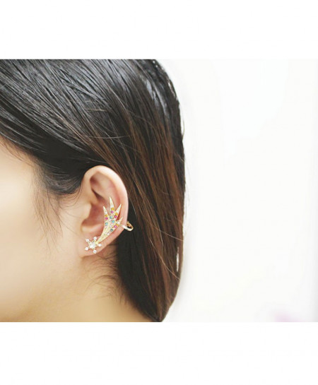 Stylish Ladies Stud Earrings AM-096
